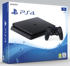 PS4 Slim 1TB Console - Jet Black Brand New! - Free Shipping!!!