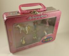 Mini Papo Tales and Legends Figure Set in Tin Case BRAND NEW SEALED