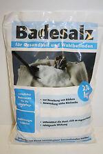 Badesalz, Badezusatz, Peeling, Granulat, 8kg
