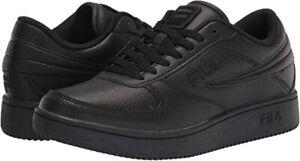 Man Fila A-Low Sneakers CM00551-001Color Black 100% Sneaker 100% Brand New
