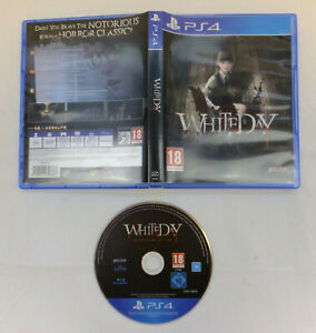 WHITEDAY WHITE DAY A LABYRINTH NAMED SCHOOL GAME PLAYSTATION 4 PS4 - VGC