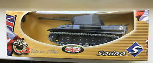 Solido 6226 German Panzer Panther G Tank The Famous Battles Collection 1/50 New