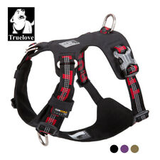 Truelove 2020 Newest No-pull Dog harness Waterproof Reflective Adjustable Vest