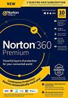 NORTON 360 2021 ANTIVIRUS STANDARD DELUXE PREMIUM 1PC, 3PC, 5PC, 10PC 1 YR EU UK