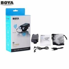 BOYA BY-SM80 Stereo Video Microphone with Windshield for Canon Nikon DSLR Camera