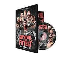 Official ROH Ring of Honor Survival of the Fittest 2014 Night Two Event DVD