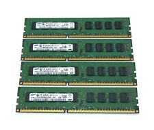 32GB Certified Refurbished 4x8GB PC3-12800R 1600MHz DDR3 ECC Registered Memory Kit for a Dell PowerEdge R815 Server