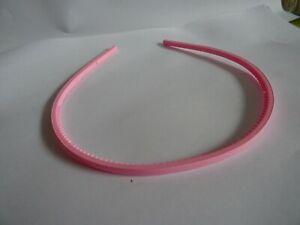 Haarreif schmal rosa farben 0.4 cm breit Zenner