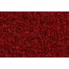 for 1988-93 Ford Festiva 2 Door Cutpile 815-Red Complete Carpet Molded