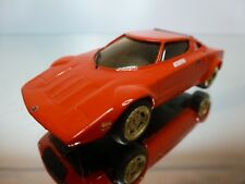 LA MINI MINIERA LANCIA STRATOS BERTONE - RED 1:43 - EXCELLENT 4