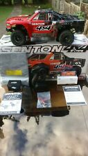 Brushless Arrma Senton 4x4 3s 70mph+ RTR, Inc 2s Battery, Charger and Warranty