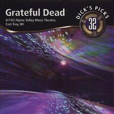 Dick's Picks, Vol. 32 by Grateful Dead (CD, Jan-2008, 2 Discs, Real Gone) VG