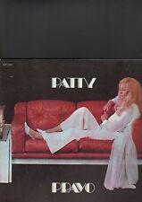 PATTY PRAVO - same LP