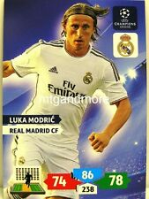 Adrenalyn XL Champions League 13/14 - luka modric-Real Madrid CF