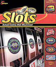 Slots Jewel Case (Windows/Mac, 2004)