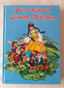 Die schönsten Grimms Märchen, Pestalozzi 1989, Gisela Fischer, Felicitas Kuhn.