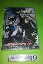 FULL METAL PANIC MISSION 5  MANGA DVD  VF VO VOSTFR  NEUF SOUS BLISTER