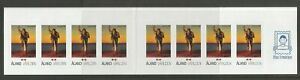 Aland 2009 Island Games XIII, Self Adhesive Booklet Unmounted Mint SG 329
