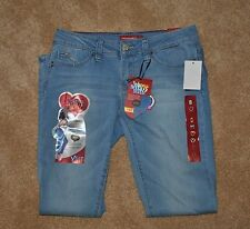 NWT WOMAN'S YMI JEANS SIZE 9 GREAT FITTING JEANS