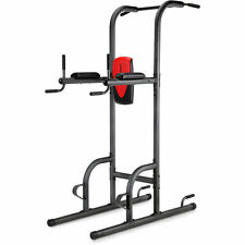 Weider WEBE0914 Power Tower Home Gym System