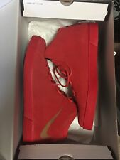 """Nike Lebron XII 12 NSW Lifestyle QS """"Red October"""""""