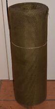 Ltjm Brass Mesh Roll 36 Wide 155lbs Total