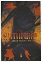 Autumnal #4 2021 Unread Chris Shehan Main Cover A Vault Comic Book Daniel Kraus