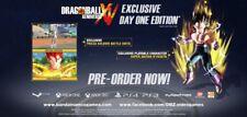 Dragon Ball XenoVerse *DAY ONE EDITION* (XBOX 360, Bandai Namco) NEW *bonus DLC
