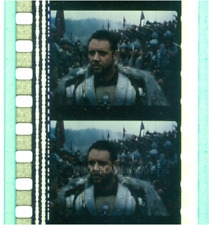 New listing Russel Crowe ~ Gladiator ~ 35 Cells (7 Strips of 5)