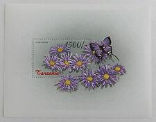 Tanzania 1999** Bl.490. Flowers MNH [7II;86]
