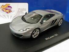 """AUTOart 56007 - McLaren 12C Road Car Baujahr 2011 """" silbermetallic """" 1:43 TOP"""