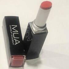 MUA Makeup Academy Color Drenched Lip Butter # 606 Spice