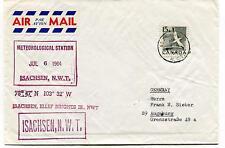 1964 Meteorological Station Isachsen Ellef Ringnes Island Polar Antarctic Cover
