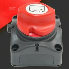 12V 600A Battery Isolator Cut Off Kill Switch for Car Motorbike Knob Marine Boat
