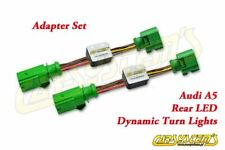 Audi A5 S5 RS5 Liftback Coupe - Semi Dynamic LED Adapter Set - Rear Dynamic Turn