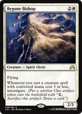 BYGONE BISHOP Shadows over Innistrad MTG White Creature — Spirit Cleric Rare