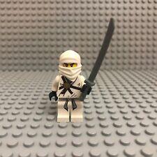 LEGO Ninjago   Zane  njo001  Minifigure  (2507 2506 2504)