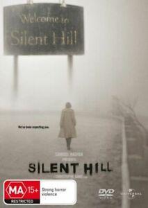 Silent Hill - Rare DVD Aus Stock New Region 4