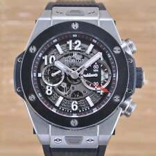 Hublot Big Bang Unico Titanium Ceramic 411.NM.1170.RX - Unworn with Box & Papers