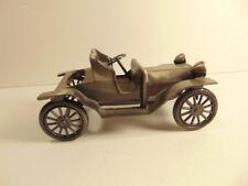 older metal miniature Buick 1911 car; marked Japan on bottom