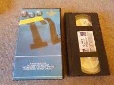 Now that's what I call music 12 VHS VIDEO Wet Wet Wet S-Express Belinda Carlisle