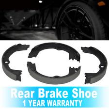 L-Brake Parking Brake Shoe 100% Brand New 4PCS Rear Left Right Kis