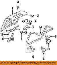 GM OEM Trunk-Pulldown Unit 25809368