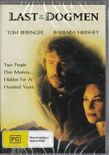 LAST OF THE DOGMEN - TOM BERENGER -  NEW DVD FREE LOCAL POST - PLAYS WORLDWIDE