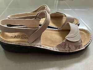 Ladies Sandals NAOT Size 42 Tabitha