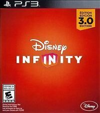 Play Station 3 Disney Infinity 3.0 Starter Game Disc Only - Brand New Sealed PS3