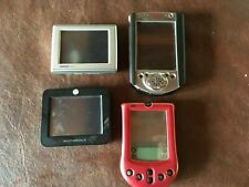 Compaq iPaq Pocket Pc With Stylus & dock 3650/ Gps Lot and Palm Pilot !