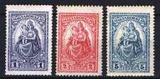 Hungary 1926. Narrow Madonna nice set MNH (**) Mi.: 427-429 / 140 EUR