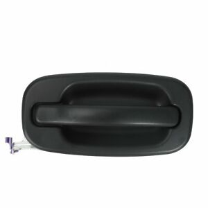Door Handle Outside Exterior Rear Driver Side Left LH for Chevy GMC Cadillac