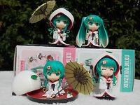 Vocaloid Miku Festival Mini Ver. Japanese Anime Figure Sets 7-8cm CHN Ver.
